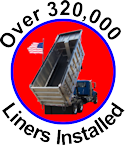 Over 320,000 Bed Liners Installed