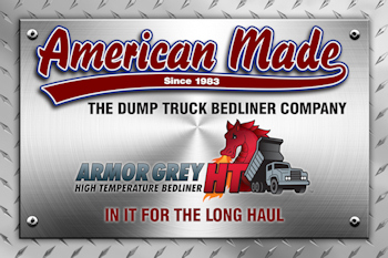 ARMOR GREY HT High Temp Hot Asphalt/Rock Bedliners